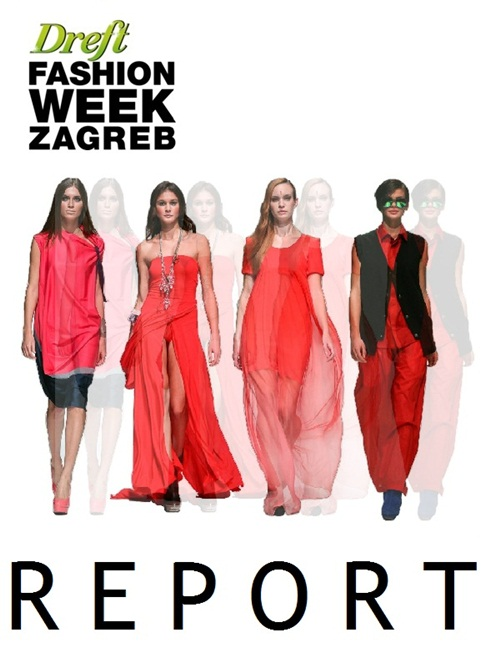 Digitalno izdanje magazina Dreft Fashion Week Zagreb report