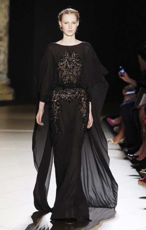 Elie Saab houte couture fall winter 2012/2013