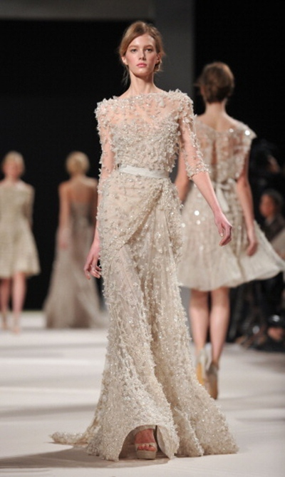 elie saab fashion week