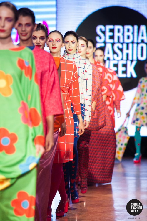 Serbia Fashion Week – Proleće/leto 2015