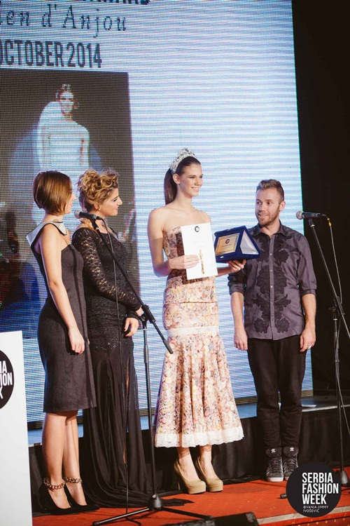 Dodeljene modne nagrade – Serbia Fashion Awards