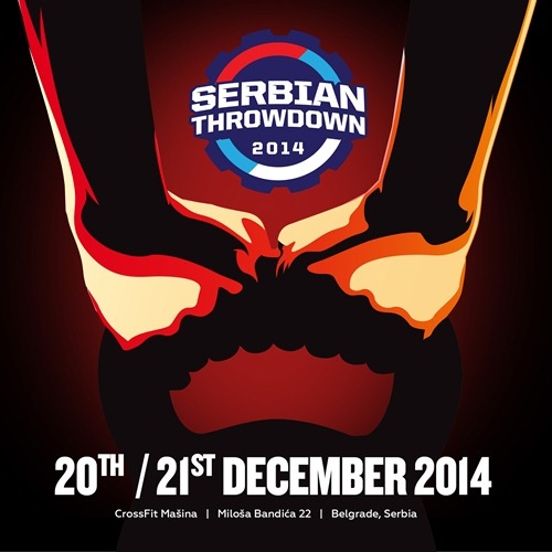 CrossFit Serbian Throwdown 2014