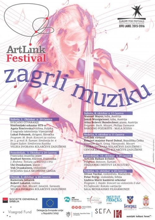 Artlink festival od 1. do 16. oktobra
