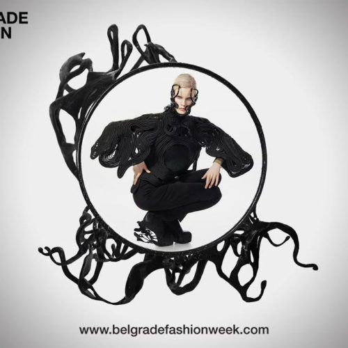 Modne vinjete na 41. Belgrade Fashion Week-u
