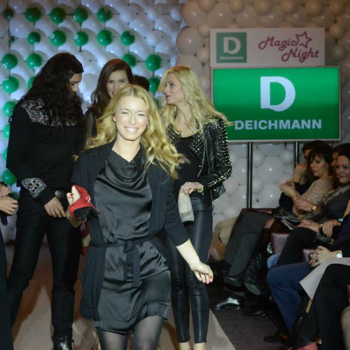 Jubilarni Deichmann magic night