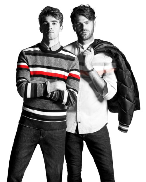 The Chainsmokers globalni brend ambasadori  Tommy Hilfigera