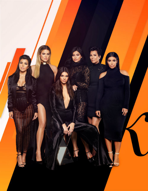 Desetogodišnjica serije Keeping Up With the Kardashians