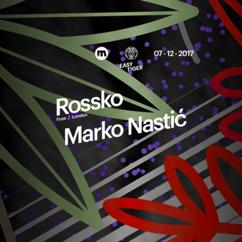 Easy Tiger presents Rossko / 07.12.2017.