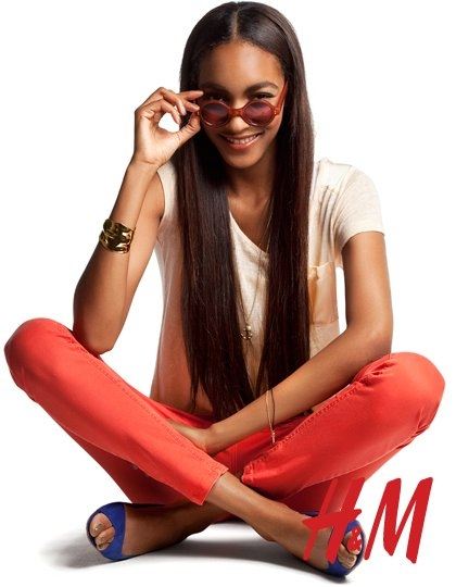 Jourdan Dunn za H&M