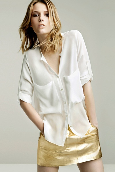 Zara maj 2011. lookbook