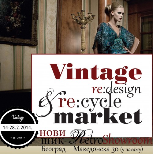 Vintage, Redesign & Recycle Market