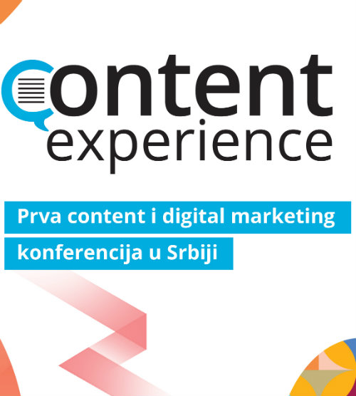 Content Experience – prva content i digital marketing konferencija u Srbiji