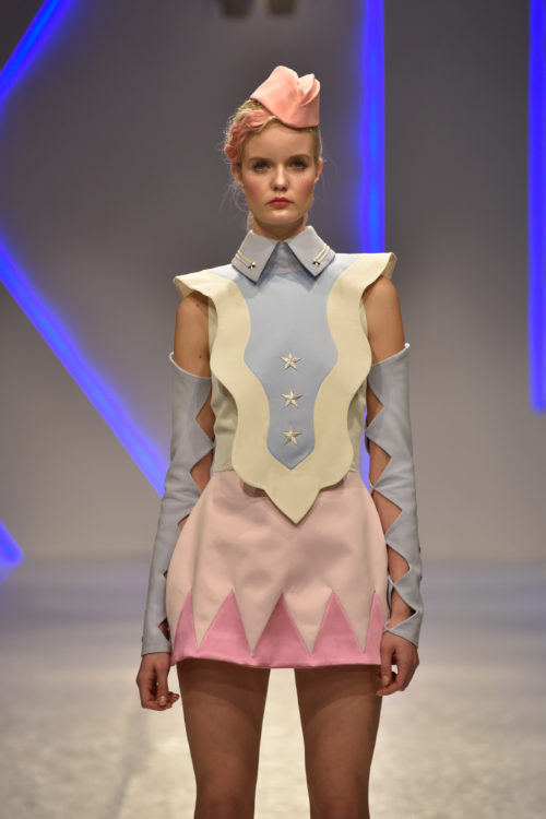 Belgrade Fashion Week: Energija boja!
