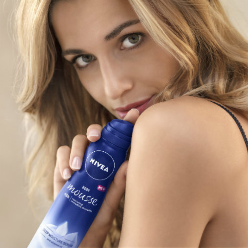 Osvojite Nivea Body mousse