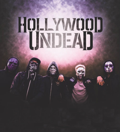 Hollywood Undead u Beogradu 25. juna