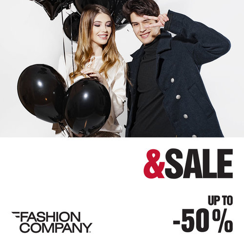 Sezonsko sniženje do 50% u radnjama FASHION COMPANY
