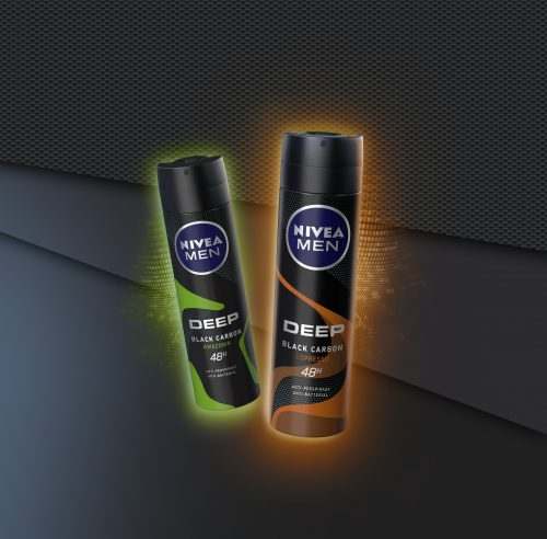 Nova linija za muškarce NIVEA MEN DEEP